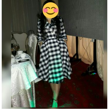 Продаю турецкое платье одето раз (как в Бишкек