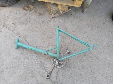 Спорт и хобби - Ленинское: Продаю раму от велосипеда салют