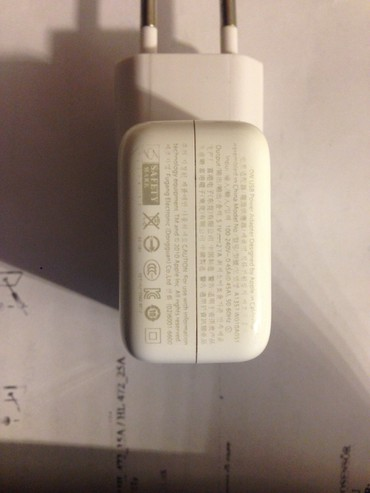 Bakı şəhərində IPhone OW USB POWER DESIGNED by Apple