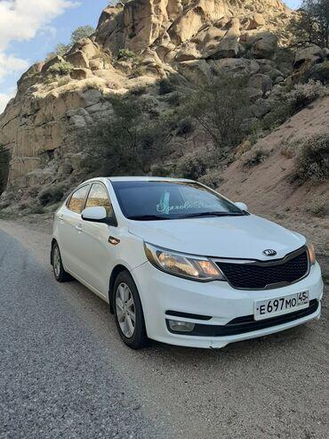Автомобили - Джалал-Абад: Kia Rio 1.4 л. 2015   131000 км