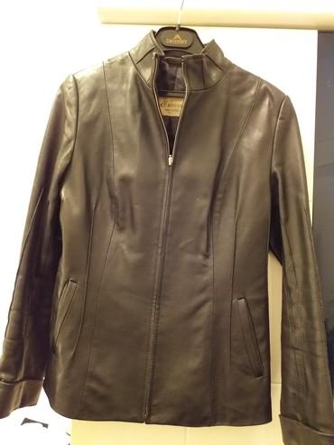 Женские куртки в Кыргызстан: Натуральная кожа,в хорошем состоянии. размер s-m