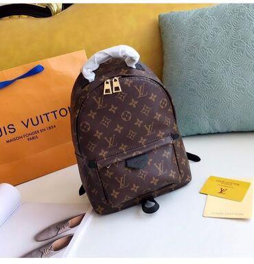 сумка juicy couture в Кыргызстан: Рюкзак lv, качество отличное