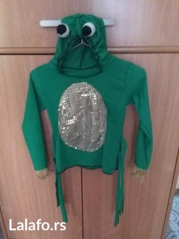 Lureks-kostim - Srbija: Žaba-kostim za maskenbal