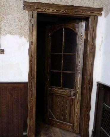 Bakı şəhərində Taxta qapilar pencereler dolablar ve.s sifariwle yigilmasi