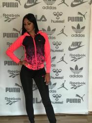 Ženska trenerke - Srbija: Nike ženska trenerka ROZA koplet NOVO veličine S M L XL XXL
