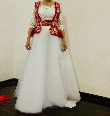 Новое платье для кыз узатуу, размер L в Бишкек