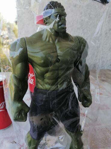 Htc one m8 32gb glacial silver - Srbija: Hulk Avengers Marvel Велики Зелени Авенгерс у целофану НОВО Хулк иза ј