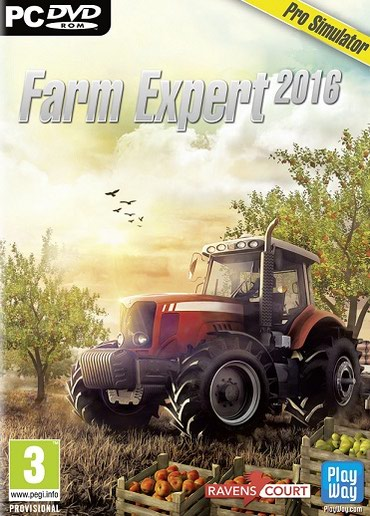 Farm expert 2016  igrica za pc.Ne za playstation.  - Nis