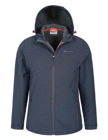 Mountain Warehouse plava vodootporna jakna, veličina XXLMountain