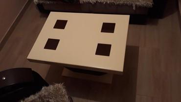 Nameštaj - Odzaci: Stocic je nov dimenzije 70×50