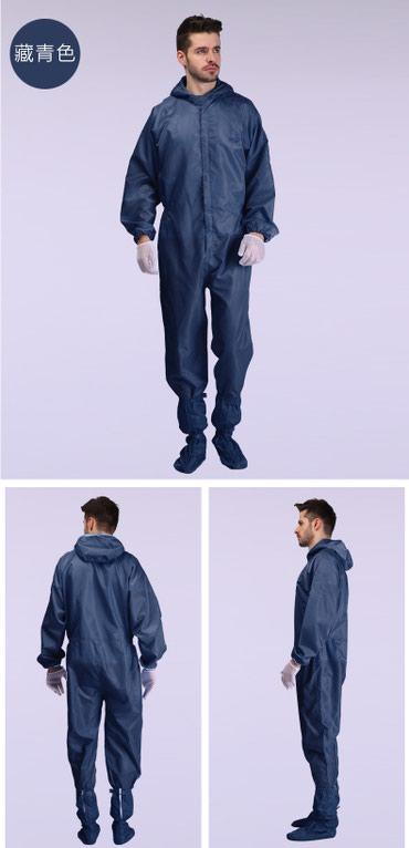 секонд хенд мужские одежды купить в Кыргызстан: Спец.одежда сиамский закрытый на заказ.Мужские,женские. Цена 811 сом,с