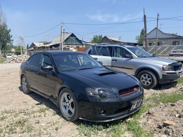 Транспорт - Кыргызстан: Subaru Legacy 2 л. 2004