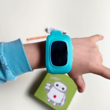 •Продаются детские GPS часы •Заряжаются от электричества (шнур в