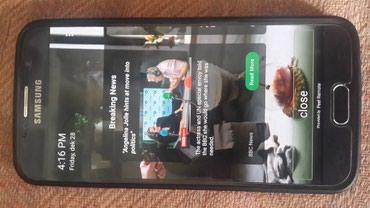 Samsung Galaxy S-6 satilir. 64gb yaddawi var.telefon gul в Gəncə
