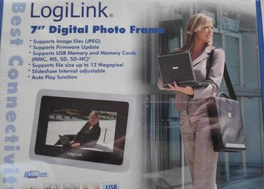 Digitalni foto ram LogiLink