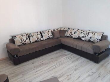 Kuća i bašta | Paracin: Ugaona garnitura GlorijaDimenzije garniture su 310cmx240cm, razvlači