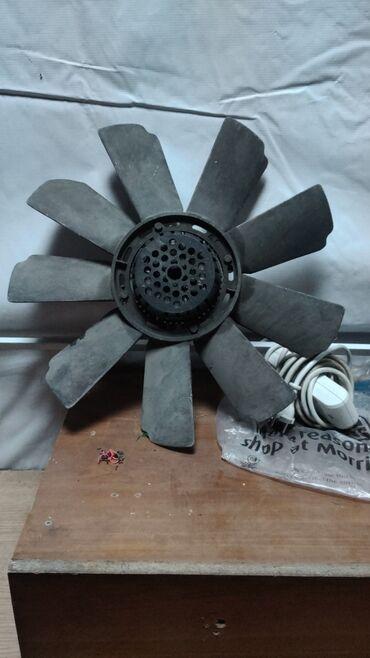 mercedes truck в Кыргызстан: Вентилятор радиатора охлаждения с гидромуфтой от mercedes 140