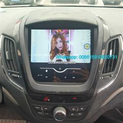 MG 5 Car stereo audio radio android GPS navigation camera Model