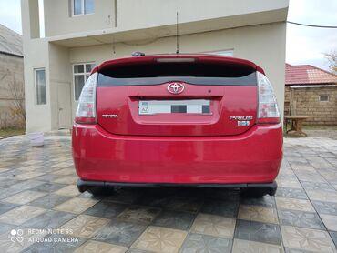 avtomobil icarəyə - Azərbaycan: Toyota Prius 1.5 l. 2007 | 105000 km