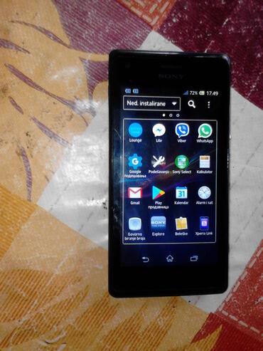 Mobilni telefoni - Kucevo: Sony C1905 Xperia M 4 inca--ispravan telefon bez ostecenja i