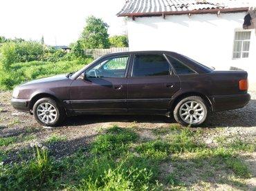 Продается автомобиль в хорошем состоянии audi100,год 92,объем 2. 6,кор в Бишкек