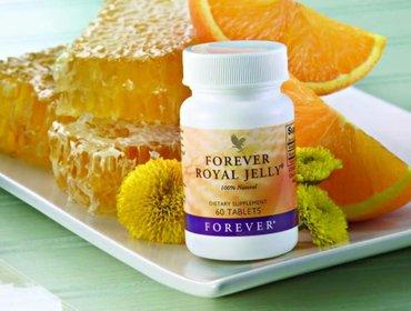 Vitaminlər və BAƏ - Bakı: Forever Royal Jelly (ARI SÜDÜ)Mehsulun adi: forever royal jellyTutumu