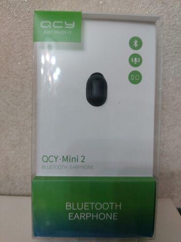 Qulaqlar Bluetooth QCY-Mini 2 Keyfiyyətli və ucuz qiymətə. Güclü səs