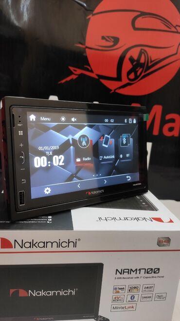 Nakamichi nam-1700 – это мультимедийный ресивер mp5 ( без дисковода) с
