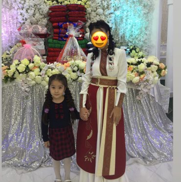 Сдается очень красивое платье на в Бишкек