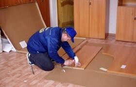 разборка/сборка мебели в Бишкек