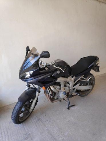 Yamaha Fazer 600cc, μοντέλο 2004
