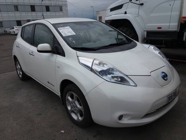 Nissan Leaf 2011 | 90 км