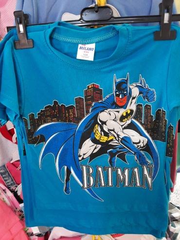 Pamučne majice za dečake, veličine 116, 122 i 128