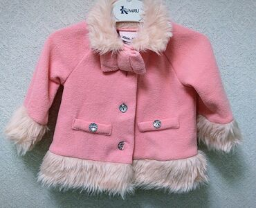 Продаю красивое детское пальто от 3 мес до 8 мес. пальто весна осень