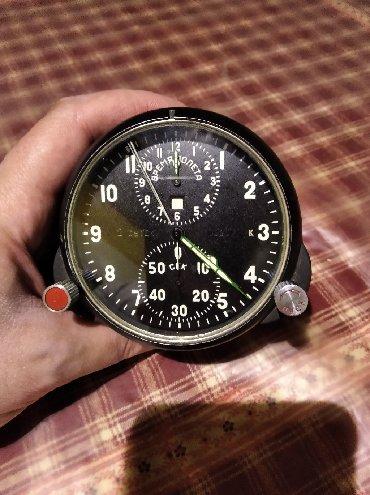 """chernyj great wall в Кыргызстан: АЧС-1 часы авиационные. Индекс """"К"""". Отличное состояние, на уверенном"""