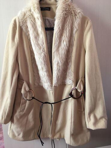 жен пальто в Кыргызстан: Пальто размер стандарт