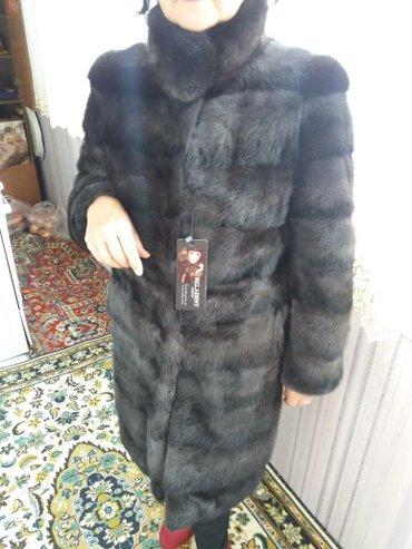 Продаю новую норковую шубу, размер 46-48 в Бишкек