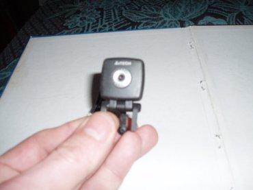 A4tech pk-836m mini web kamera ne znam rezoluciju i da li ima mikrofon - Borca