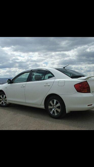 Toyota Allion 1.8 л. 2003 | 250 км