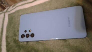 1083 elan | SAMSUNG: Samsung Galaxy A32 | 64 GB | Göy | İki sim kartlı, Sənədlərlə