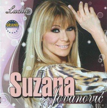 Cd suzana jovanovic - Belgrade