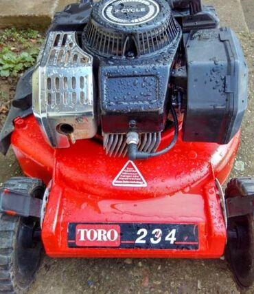 Motorna testera - Srbija: SERVIS I POPRAVKA, svih vrsta trimera, kosačica, motornih