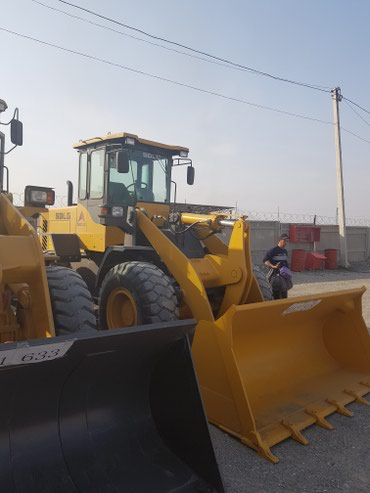 XGMA 932H 1.8 куб SDLG 933L 1.8куб в Бишкек