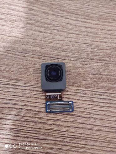 s9 samsung - Azərbaycan: Samsung Galaxy S9 plus qabaq kamerası