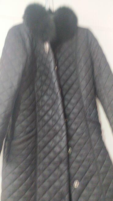 Турецкое зимнее пальто 46 размер