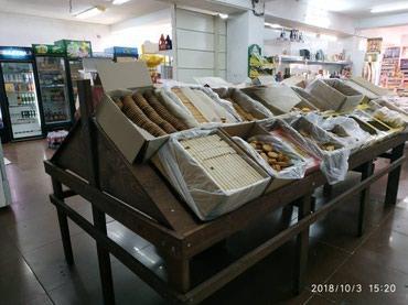 Полка под товары новая сделано из в Бишкек