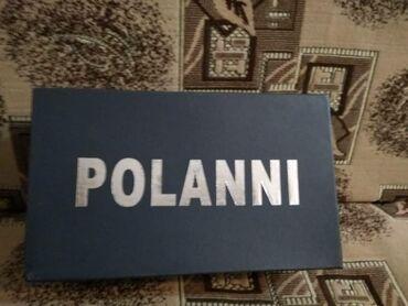 туфли-новые в Кыргызстан: Продаю женские туфли пр-во турция,новые 37 размер,фирма. Polanni. Всё