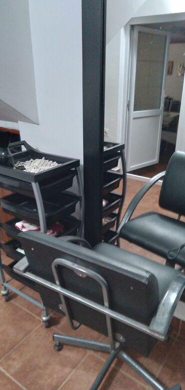 Frizerka - Srbija: Oprema za frizerski salon,u odličnom stanju,za cenu i ostale