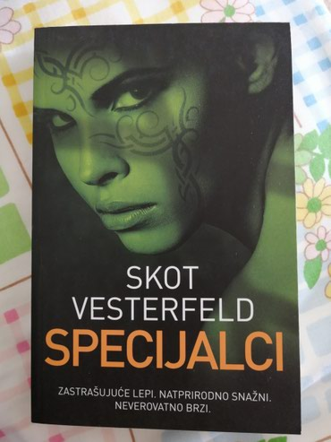 Stara tasna - Srbija: Specijalci, Skot Vesterfeld, 310 str
