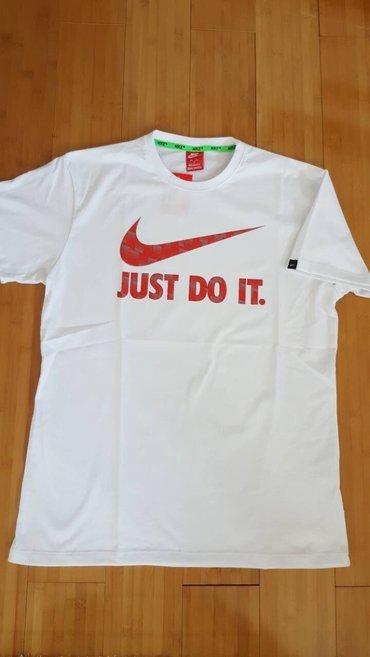 Novi modeli u prodaji! Nike majice, pamuk 100%, odlican kvalitet. - Novi Sad